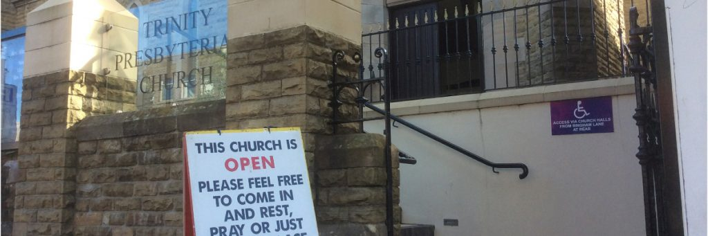 Open Church Slider